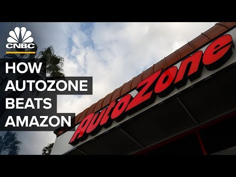 How AutoZone Is Holding Off Amazon... For Now