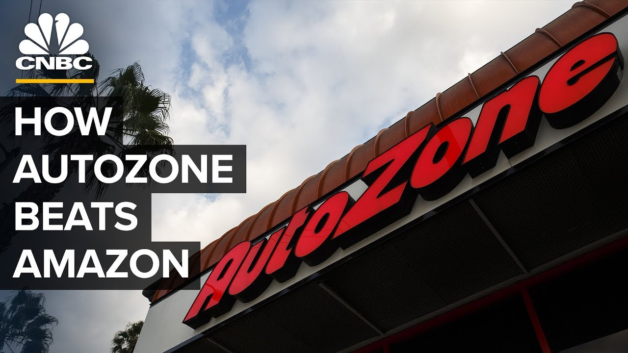 How AutoZone is holding off Amazon… for Now