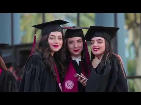 Université Tunis Carthage - Cérémonie de Remise des Diplômes 2017