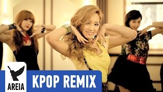 Areia Remix #89 | Girls Generation TaeTiSeo - Twinkle