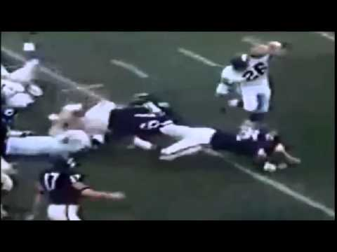 Dick Butkus - The Greatest Linebacker To Ever Wear Pads