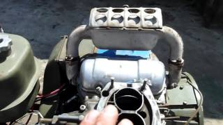 видео Карбюратор ДААЗ 2105: регулировка агрегата