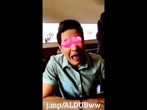 ALDUB SnapChat Update (November 24 2015)