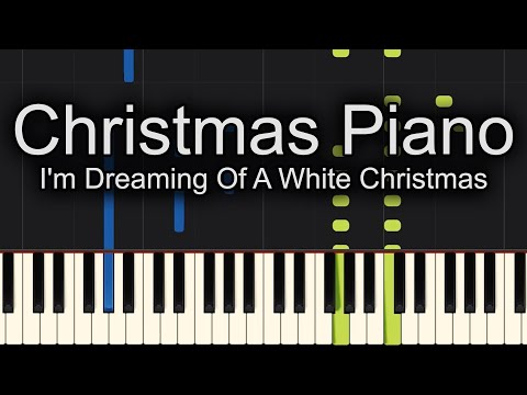 I'm Dreaming of a White Christmas Jazz Piano
