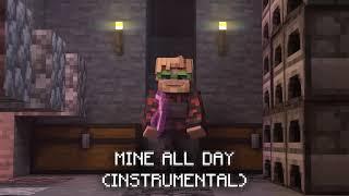 Mine All Day (Instrumental) / PewDiePie x Party In Backyard
