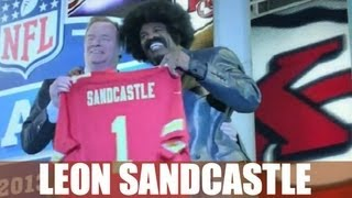 Madden 13 - Introducing Leon Sandcastle (Connected Careers)