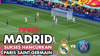 real madrid 2-0 psg ucl group stage | full game & goals hd