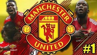 DAS MILLIONEN PROJEKT MANCHESTER UNITED !! 😱🔥 DER START 🔥 | FIFA 18: KARRIERE MANCHESTER UNITED #1