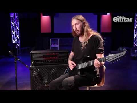 guitar lesson: ola englund on chord voicings for seven-string