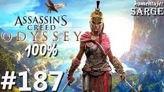 Zagrajmy w Assassin's Creed Odyssey PL (100%) odc. 187 - Niewidomy władca