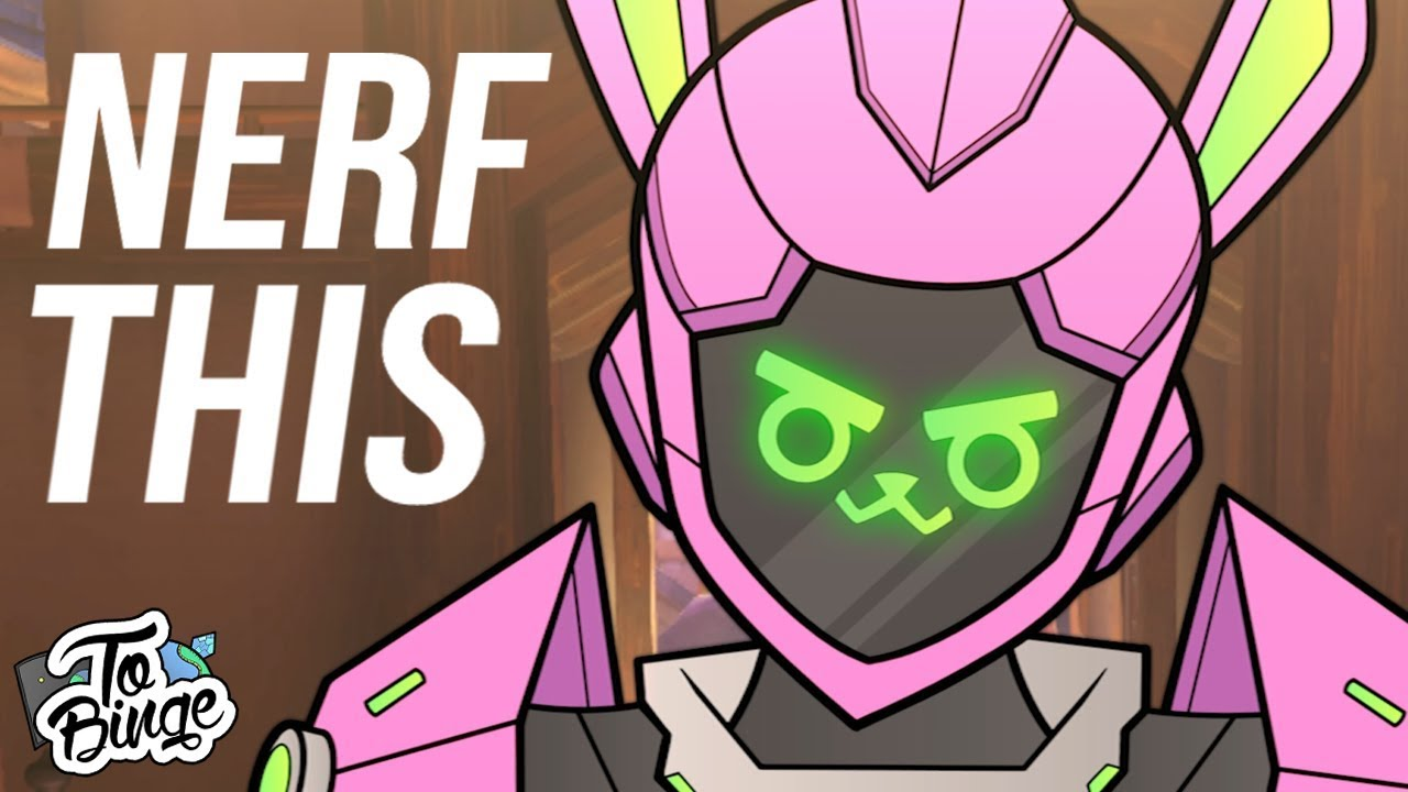 Nerf This An Overwatch Cartoon Youtube