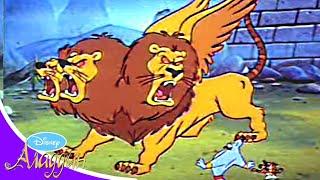 Аладдин Серия 41 Миссия невыполнима волшебный Мультсериал Disney новые серии