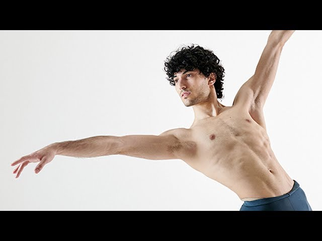 Fernando Carratalá Coloma: Emerging Dancer 2018 Finalist | English National Ballet