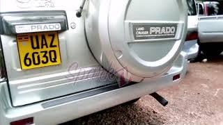 Live Wire: Rema Namakula's car…