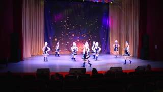 Детский танец «Русские сапожки»