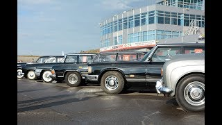 Фестиваль ретро авто Казань
