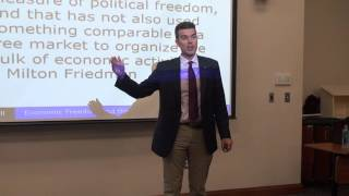 PRAXIS Presents: The Economic Freedom of the World Index--Joshua Hall