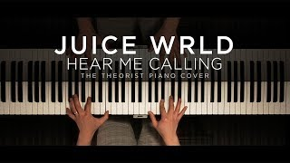 Juice WRLD - Hear Me Calling | The Theorist Piano Cover
