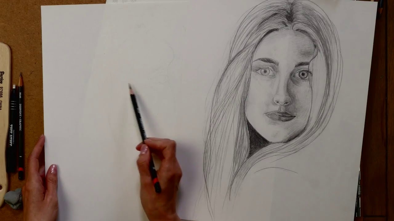 How to make a copy of a drawing