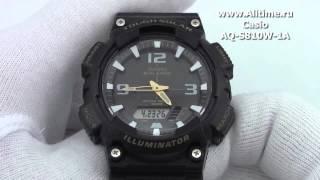 Мужские японские наручные часы Casio AQ-S810W-1A(Подробное описание: http://www.alltime.ru/catalog/watch/374/casio/Man/9183/detail.php?ID=381455&back=list., 2013-04-23T12:28:42.000Z)