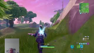 Fortnite match battle royal from Benny and the jets gaming
