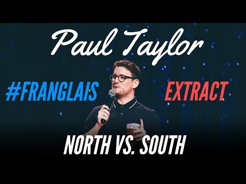 THE LEVEL OF ENGLISH IN EUROPE - #FRANGLAIS - PAUL TAYLOR