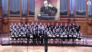 Детский хор радио и тв Санкт Петербурга
