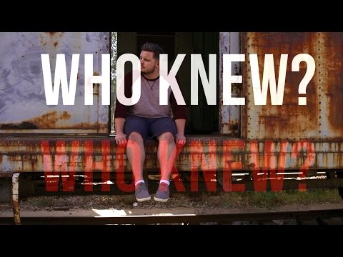 Who Knew - Bryan Lanning (OFFICIAL LYRIC VIDEO)