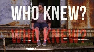 Who Knew - Bryan Lanning (OFFICIAL LYRIC VIDEO)