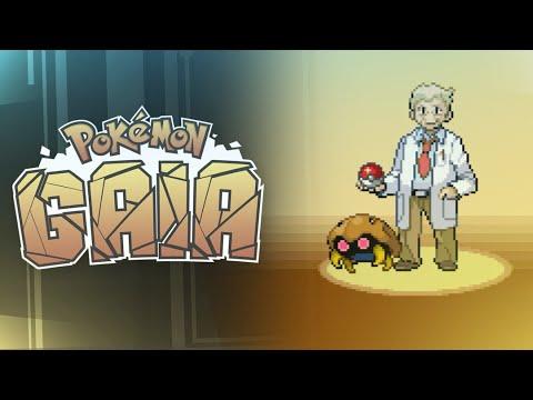 Pokemon Gaia Episode 1 - The Adventure BEGINS!