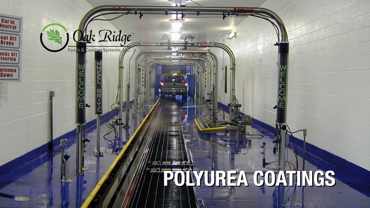 Polyurea Coatings | Oak Ridge Foam & Coating Systems Inc