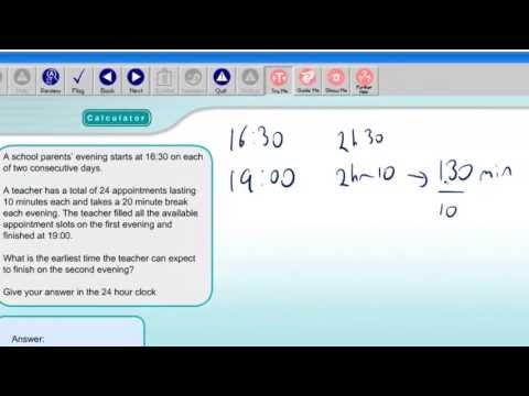 QTS Maths Test | Practice Exam