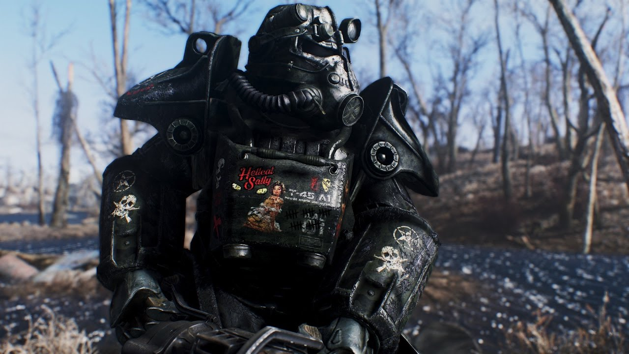 The Best Power Armor Mods of 2016 - Fallout 4 Mods (PC/Xbox One)