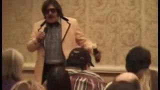 Tony Clifton Attacks Jim Carrey at Press Conference