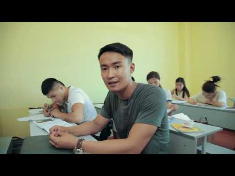 Кыргызско- Китайский Факультет