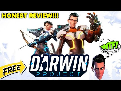 Darwin Project - Review & Gameplay - Free To Play - PS4/XBOX ONE/PC - MUST PLAY!!!