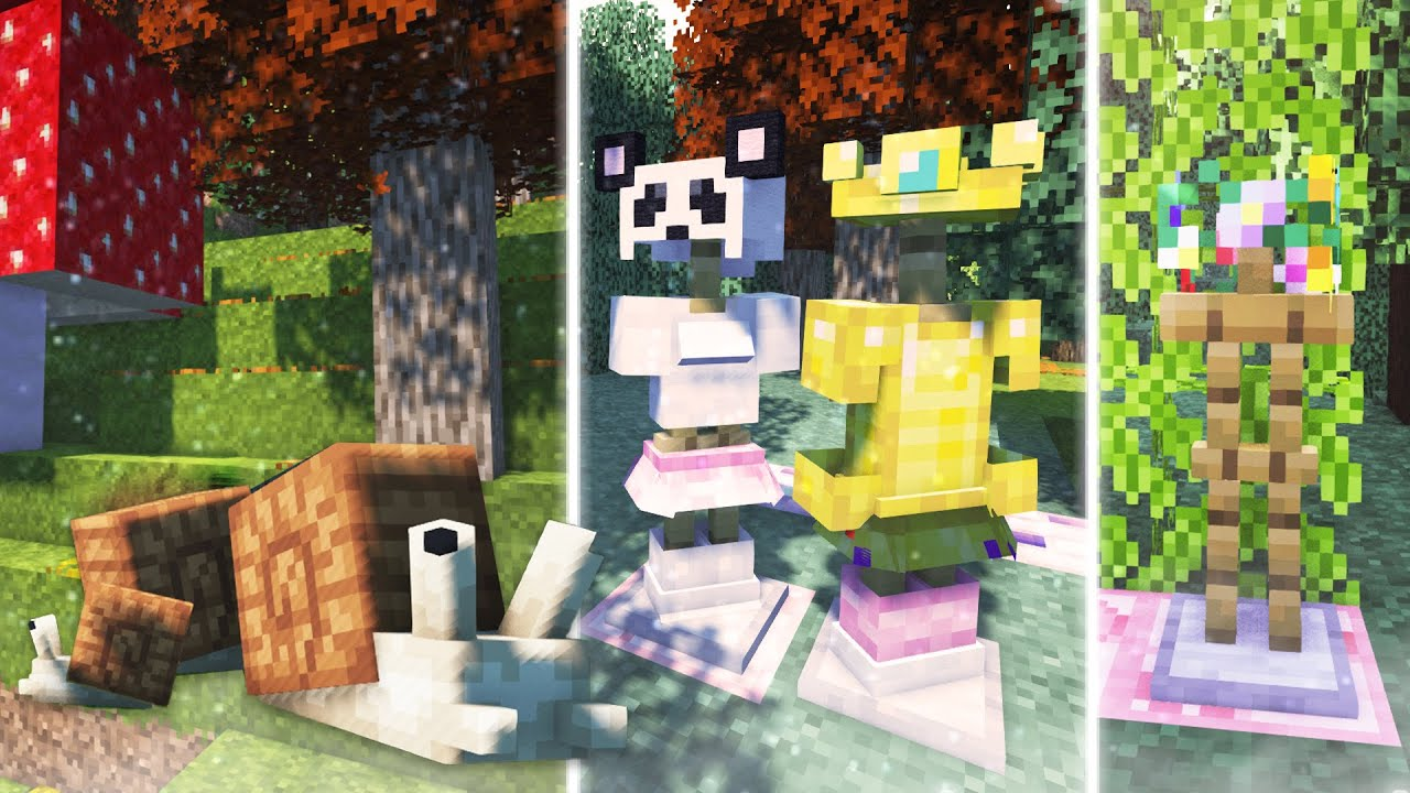 Cute Kawaii Minecraft Mods YouTube