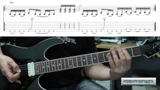 Gitarre lernen - Wie spiele ich eigentlich...Bombtrack von Rage Against The Machine?