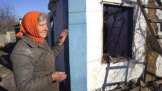 Los civiles en la línea de frente del conflicto ucraniano se preparan para afrontar el invierno