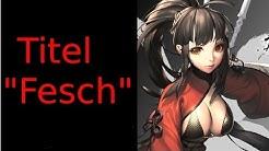 Blade and Soul: Titel Fesch / Falling Star erhalten (BnS)