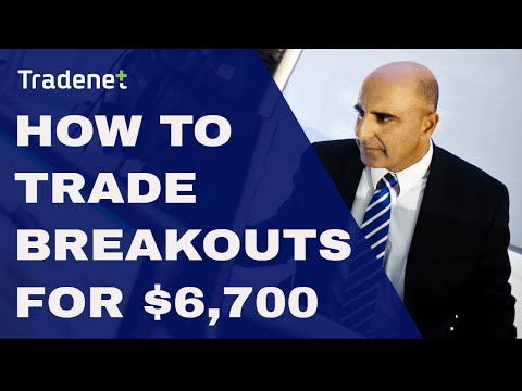How to trade breakouts for $6,700 in Profits