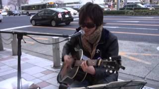 名古屋のある場所で路上ライブしていた。 なぜ、こんな音が出るのか!?...