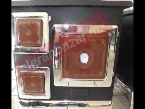 Chimeneas y estufas de le a menonitas enviamos a todo for Estufas artesanales a lena