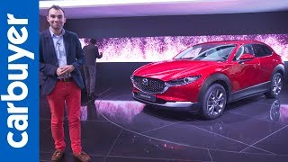 New Mazda CX-30 SUV stars at Geneva Motor Show