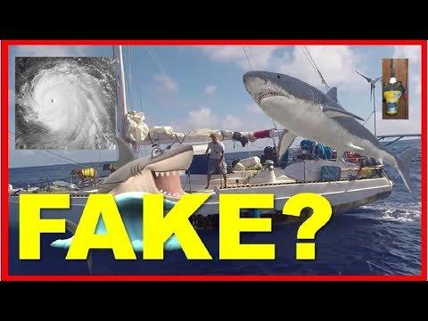 HOAX or FOLLY? Sailboat Rescue Tale Has Many Inconsistencies