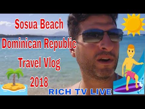 Sosua Beach Dominican Republic Travel Vlog 2018