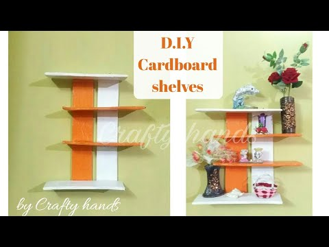 Diy Wall Shelves Quick And Easy To