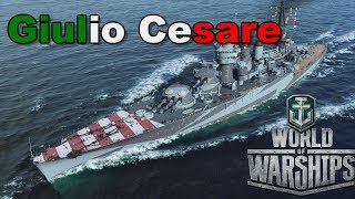 World of Warships: Giulio Cesare, Round Two