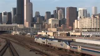 Amtrak: The First 40 Years