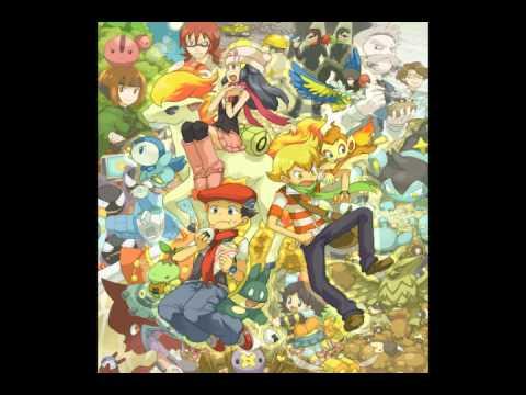 Pokemon D/P/P Remix: Rival Battle